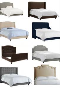 kilka łóżek